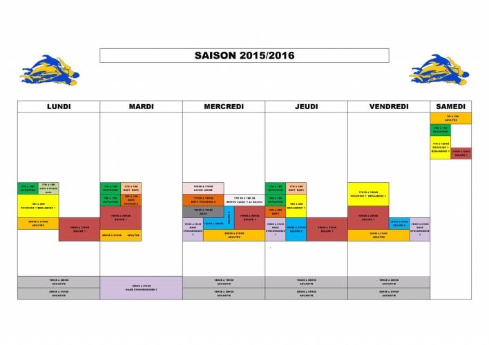 Planning 2015 2016